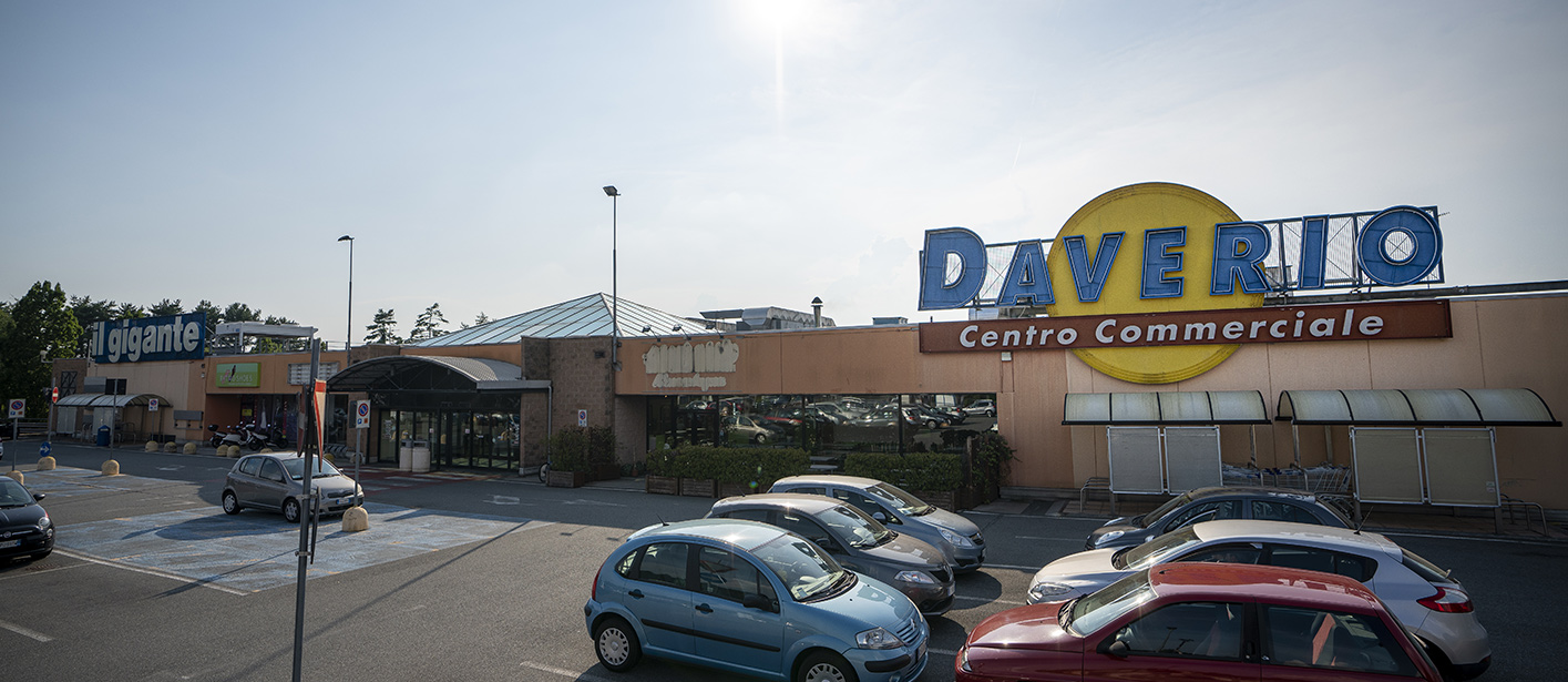 Centro Commerciale Daverio