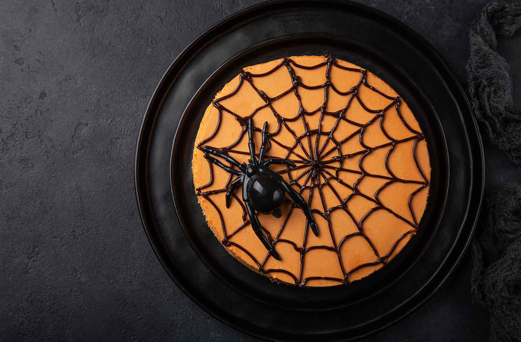 il gigante centri commerciali cheesecake halloween