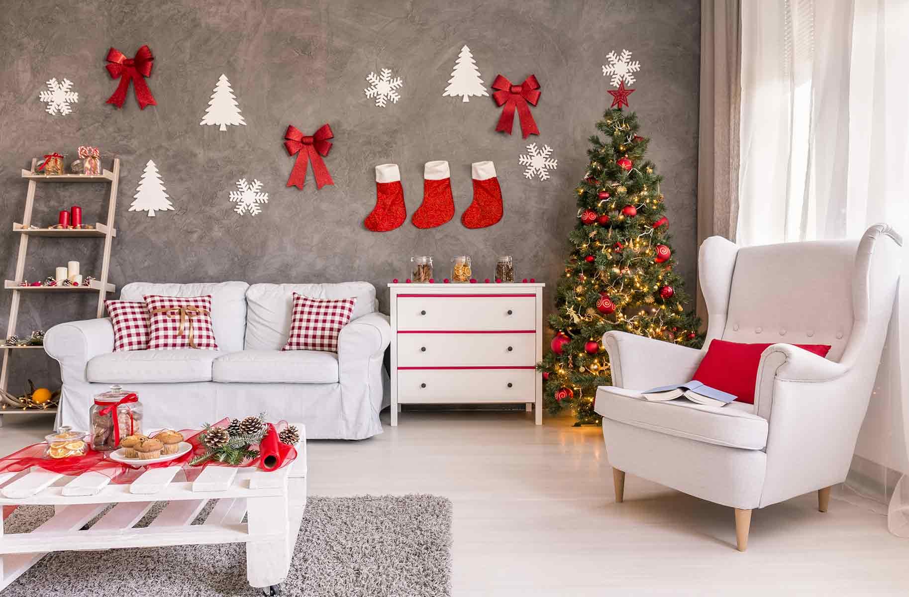Biscotti Finti Per Albero Di Natale.Addobbi Di Natale Fai Da Te Il Gigante Centri Commerciali