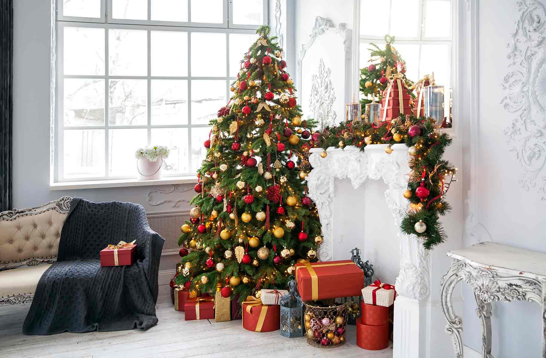 Biscotti Finti Per Albero Di Natale.Consigli Per Decorare Il Tuo Albero Di Natale Il Gigante Centri Commerciali