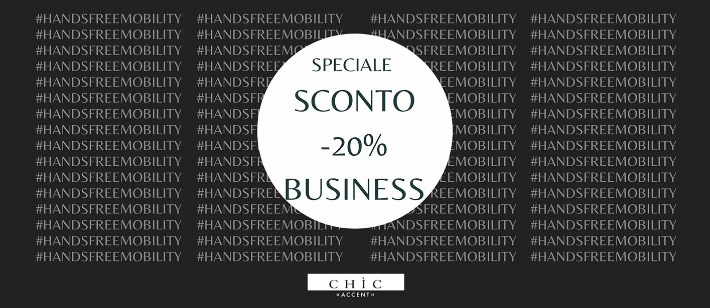 il gigante centri commerciali chic accent promo back to business